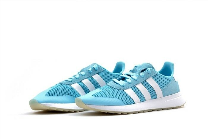 Adidas Flashback Donna  BY9306 Ice Blue/Pearl Grey/Gum Shoes Size 7,8.5