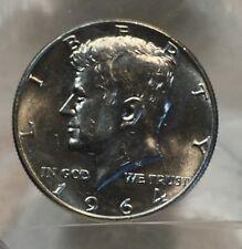 USA Half Dollar Kennedy 1964 900er Silber