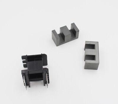 1set EE42 6+6pins Ferrite Cores bobbin,transformer core,inductor coil #Q1326 ZX