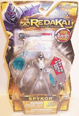 Redakai Spykor Action Figure