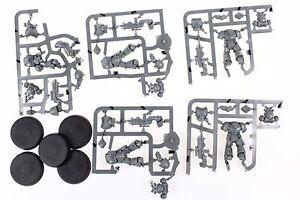 Wh40k-Primaris-Space-Marine-Intercessor-Squad-B-set-of-5-miniatures-on-sprue