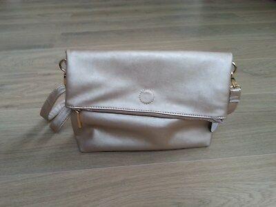 Handtasche gold der Marke SIX NEU
