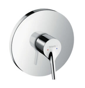 NEW-Hansgrohe-Talis-S-Shower-Mixer-Chrome-72605003-01800180