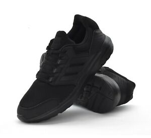 fcd72bae6bd Details about ADIDAS GALAXY 4 - BLACK - EE7917 - MENS TRAINERS - BRAND NEW