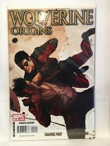 Wolverine-Origins-Vol-1-19-VF-NM-1st-Imprime-Marvel-Comics