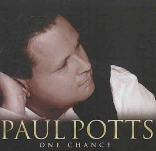 1 of 1 - One Chance by Paul Potts (CD, Jul-2007, Sony Music Distribution (USA))