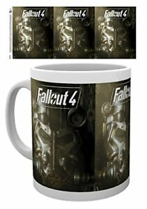 Fallout 4 Mask Mug