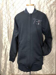 4d513a4fe1a736 La foto se está cargando Nike-Air-Jordan-Xi-Varsity-Jacket-Therma-fit-