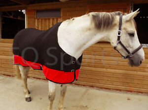 Image Is Loading High Quality Two Tone Soft Fleece Cooler Pony