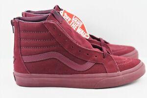 101e1041ee Vans SK8 Hi Reissue Zip Mono Port Royale Mens Size 8.5 Skate Shoes ...