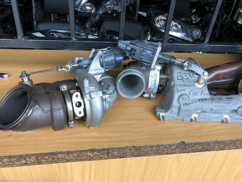 Bmw f-series & Mini Cooper turbo chargers for sale