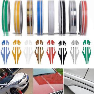 12mm-Striping-Pin-Stripe-Double-Line-Tape-Steamline-Car-Body-Decal-Vinyl-Sticker
