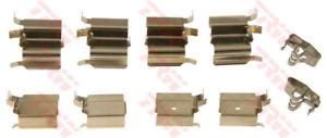 Zubehorsatz-vitres-plaquette-de-frein-TRW-pfk435