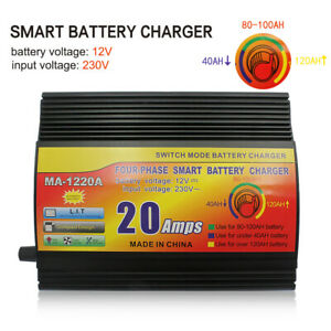 20A-Leisure-Battery-Charger-for-12v-Caravan-Campervan-Motorhome-Boat-battery