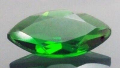 GREEN TOPAZ 11 X 9 MM OVAL CUT VVS BEAUTIFUL COLOR