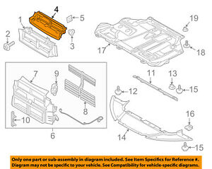 Ford Oem 1518 Focus Radiator Core Supportupper Deflector F1ez8312a. Is Loading Fordoem1518focusradiatorcoresupport. Ford. Shutter 2014 Ford Focus Radiator Diagram At Scoala.co