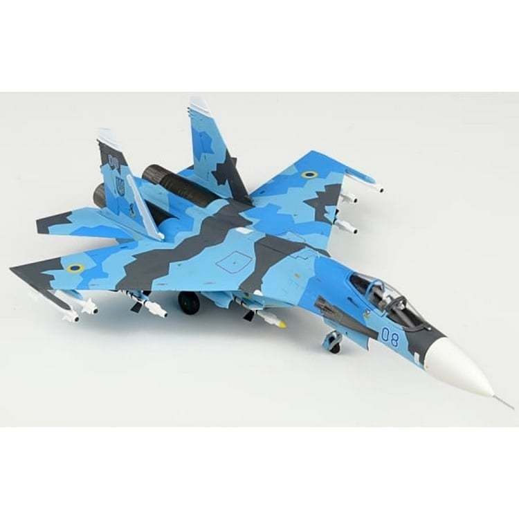 JC Wings 1:72 JCW72SU27001 SU-27 FLANKER 831st IAP, ucraino Air Force