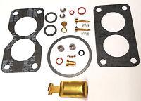 Marvel Schebler Economy Carburetor Kit W/ Float John Deere 50 60 70 520 -730