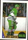 1987 Topps Dave Babych #5 Hockey Card