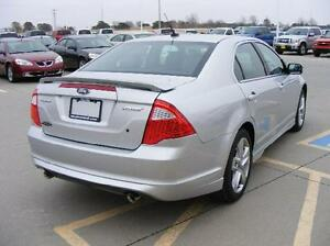 Ford Fusion Colors >> Details About Ford Fusion Spoiler Factory Style Painted Lifetime Warranty All Colors