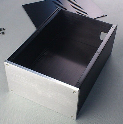 sep JC2212 Full Aluminum Enclosure/mini AMP case/power amplifier box/chassis -YD