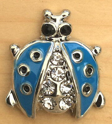 /<}Snap.Chunk Button 16mm Butterfly Charm For Ginger Snaps Style Jewelry