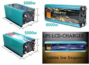 Inverter-3000W-5000W-8000W-10000W-LF-Inversor-De-Onda-Pura-Del-Seno-LCD-Cargador