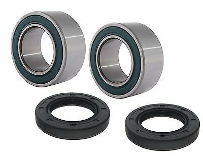 Fits Honda TRX250R FourTrax Rear Axle Wheel Carrier Bearings and Seals Kit 86-89