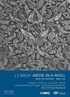 J.S. Bach: Messe in H-Moll CD & DVD (CD, Jul-2015, 3 Discs, Carus)