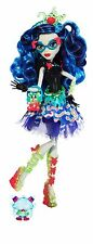 Monster High Ghoulia Yelps SWEET SCREAMS  Sammlerpuppe SELTEN CBX46
