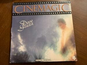 DAVE GRUSIN CINEMAGIC VINYL LP GRP