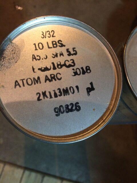 "E6013 3//32/"" x 13-3//4/"" L All Purpose Welding Electrode Welding Rods 20-Pc"