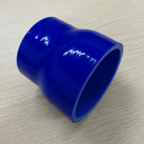 51mm - 57mm 2/'/'To 2.25/'/'Straight Silicone Hose Reducer Turbo Coupler Pipe