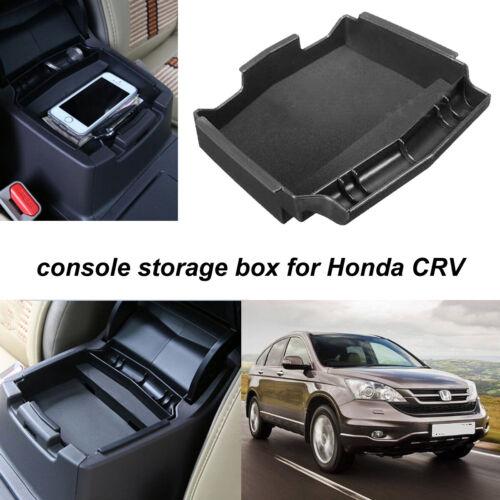 For Honda CRV 2012-2016 Car Center Console Armrest Storage Holder Organizer Box