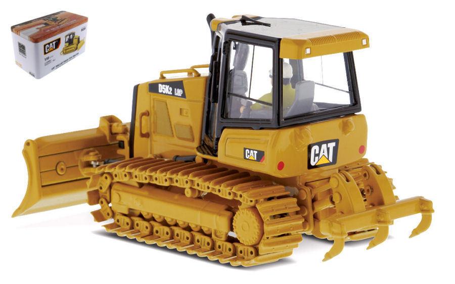 Cat D5K2 LGP 1  50 Engineebague Diecast Excavator Bulldozer Vehicle Model Toys  produit de qualité