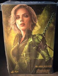 Hot Toys Avengers 3: Infinité Guerre Black Widow 6.0 Scarlett Johansson 1/6