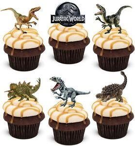 Jurassic World Cake Topper Uk