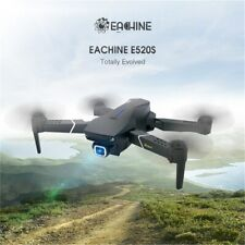 Eachine E520S RC Drone GPS WIFI FPV Quadcopter With 720P HD Wide x3 batteries