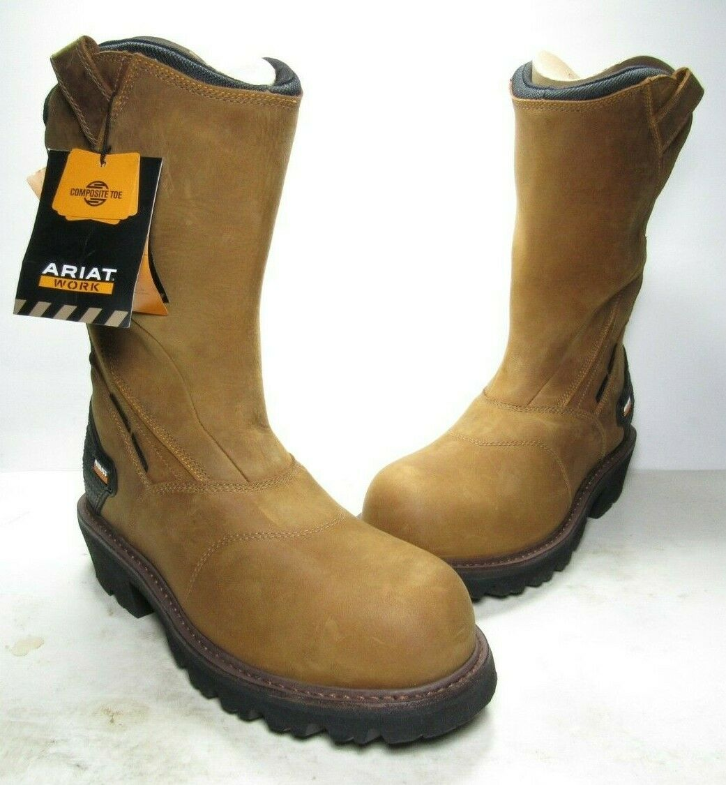 Ariat Powerline H20 Pull-On Comp Toe