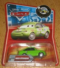 Disney's Cars Target Exclusive Nick Stickers #142