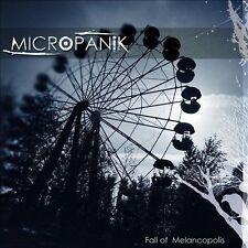 Fall of Melancopolis [Digipak] by Micropanik (CD) Free Ship #KE26