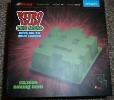 Retro Arcade Cake Mold-silicio Hornear Plato-Space Invaders-Geek-Juego