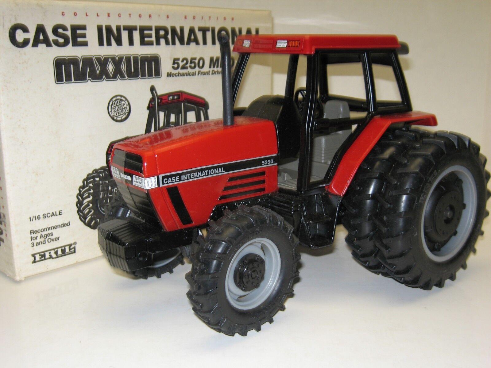 1 16 CASE I-H 5250 MFWD MAXXUM w DUALS NIB free shipping