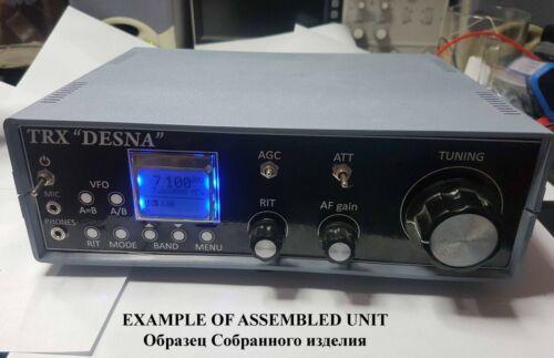 "Full KIT Amateur HF Transceiver /""DESNA/"""