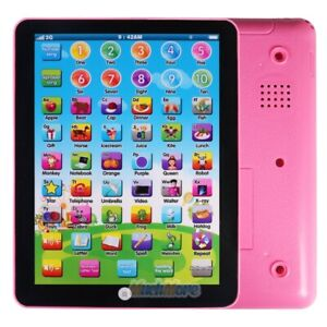 Earlly-Learning-Tablet-IPAD-Educational-Toys-Gift-For-Girl-Boy-Toddler-IQ-Trains