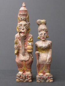Couple-Inseperable-Wooden-Carved-Bali