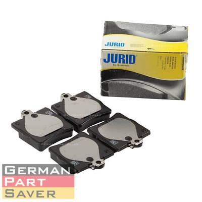 For Mercedes W202 C230 R170 SLK320 W210 E300 Disc Brake Pad Rear Premium Ceramic