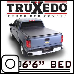 "TruXedo Lo Pro Tonneau Bed Cover for 2014-2019 Silverado 1500 LEGACY 6' 6"" BED"