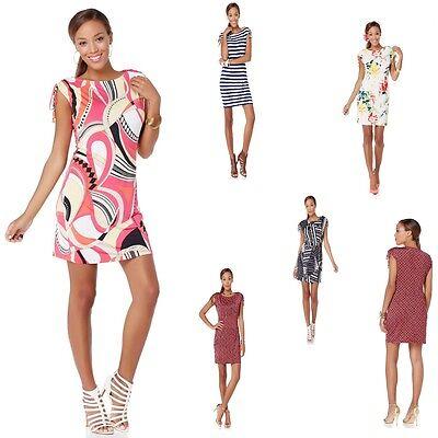 """Nikki by Nikki Poulos /""""Stanwyck/"""" Boatneck Dress 437660-J"""