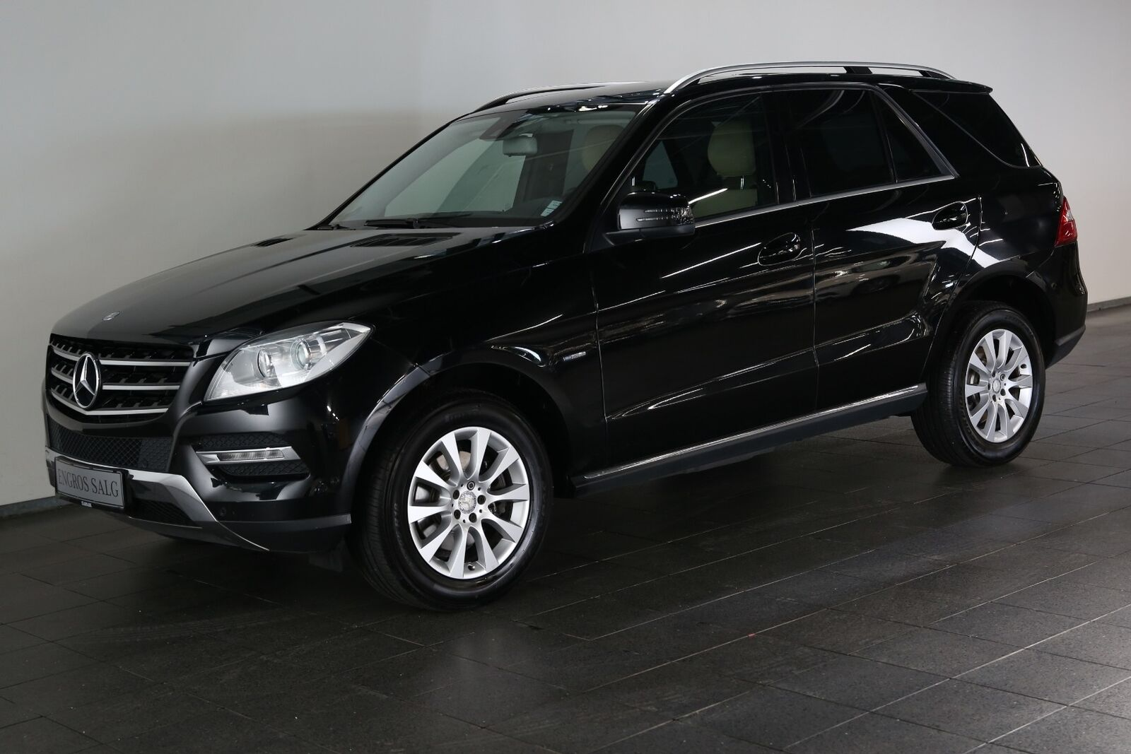 Mercedes-Benz ML350 3,0 BlueTEC aut. 4Matic